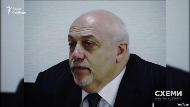 Директор Київського науково-дослідного інституту судових експертиз Олександр Рувін