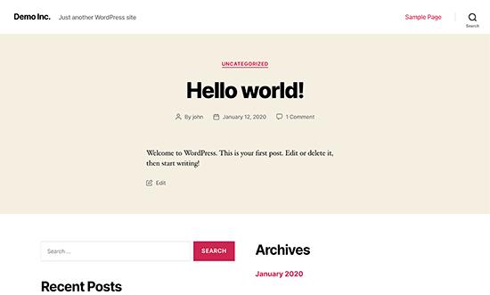 How To Start A WordPress Blog Using Hostinger