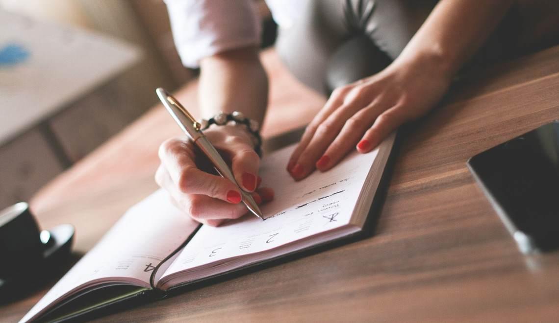 Почему важно записывать свои мысли, идеи, планы | PriceMedia