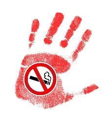 Pare De Fumar O Projeto Da Ilustração Ilustração Stock ...
