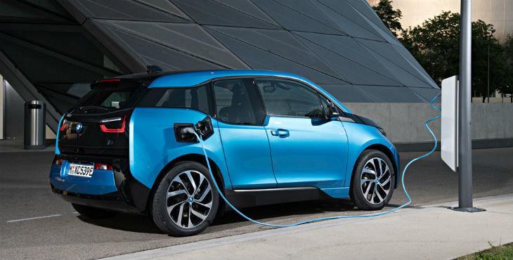 Resultado de imagen de coche electrico
