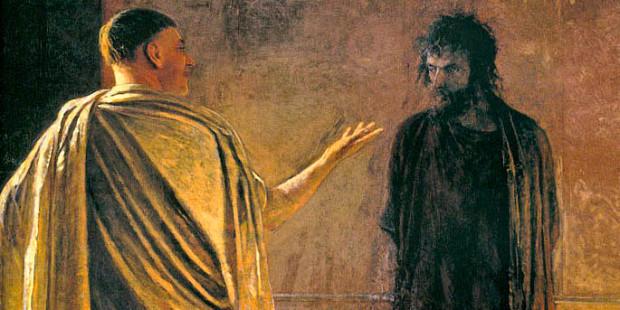 Tại sao chúng ta nhắc tên Phongxiô Philatô trong Kinh Tin Kính trong Thánh Lễ?