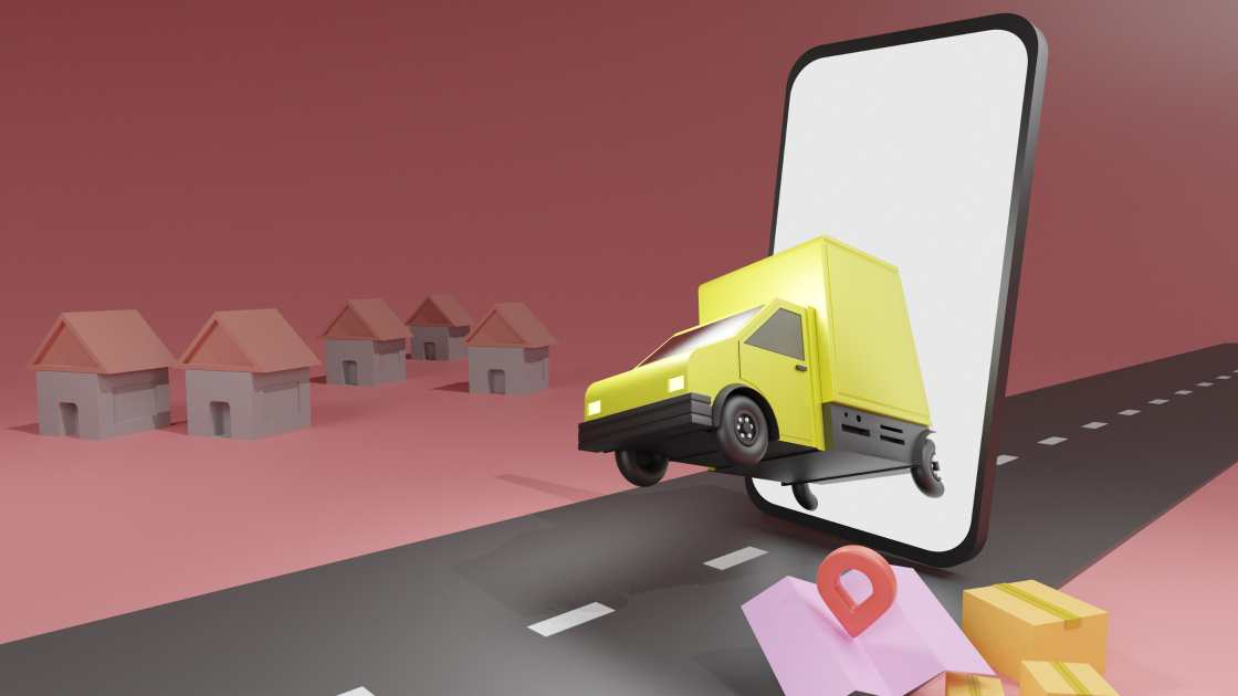 improve your delivery: Create a Delivery App