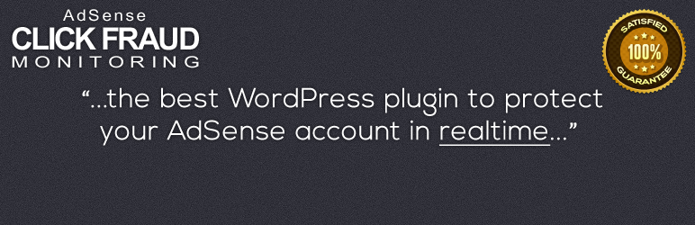 Плагины для WordPress: Google AdSense Fraud