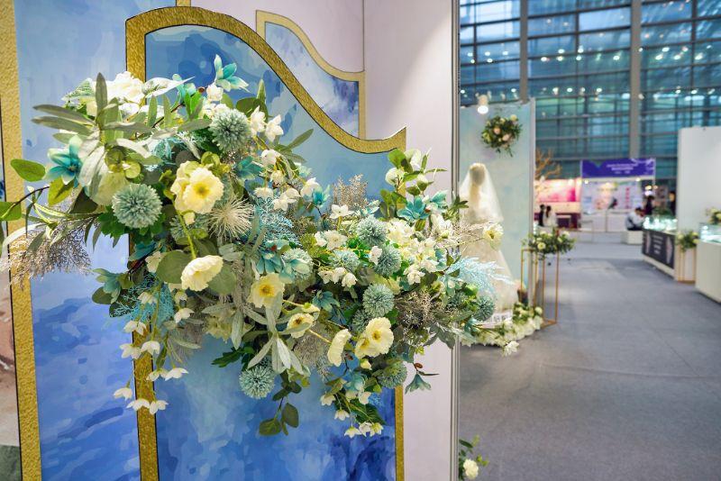 スタンド花 結婚式