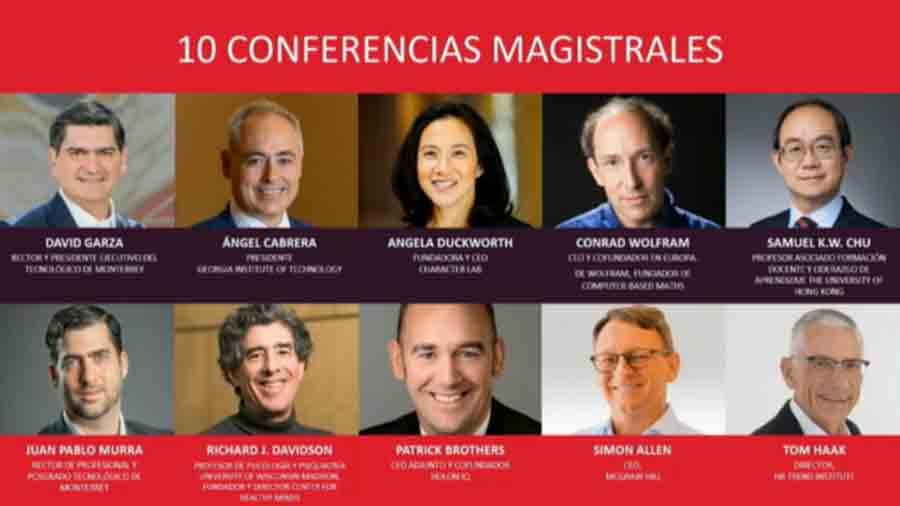 Conferencistas CIIE 2020