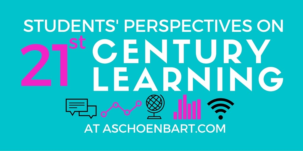 Students' Perspectives on 21st Century Learning