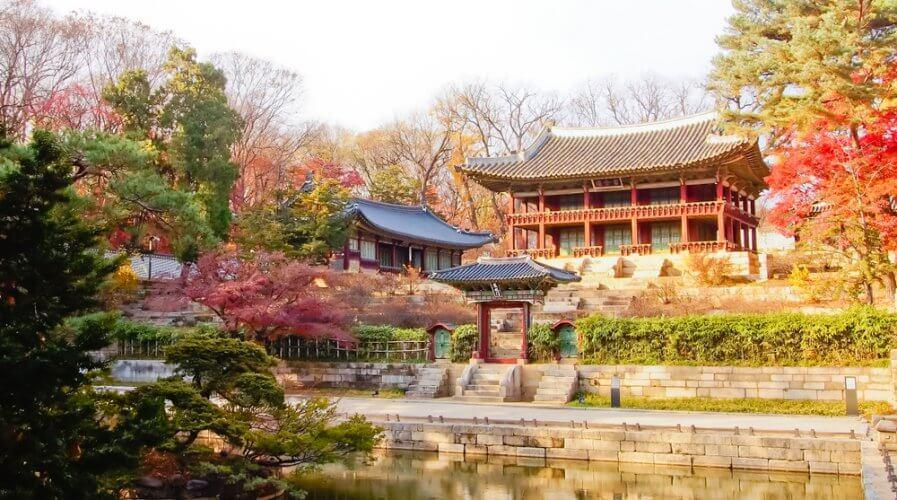 Image result for changdeokgung palace