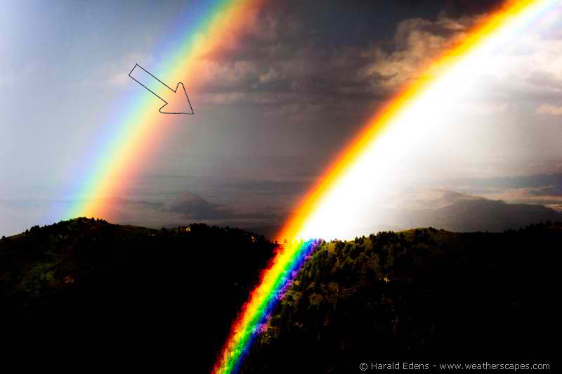 The Elusive Fifth Order Rainbow Has Been Photographed For