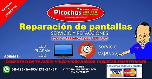 Picochas Mexico Reparacion De Pantallas Led Lcd Y Plasma Servicio De Reparación De Televisores En Tepic