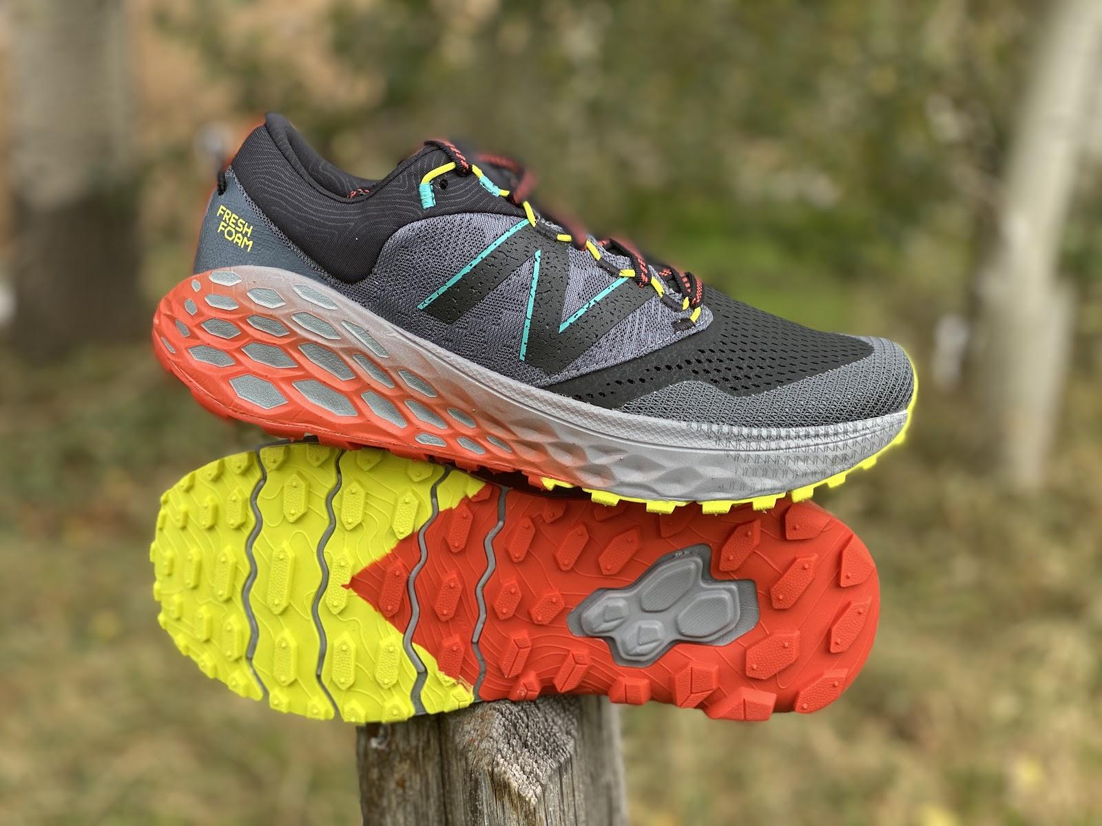 rutina Máquina de recepción fuego  Road Trail Run: New Balance Fresh Foam More Trail v1 Multi Tester Review:  Comfortable, Plush,Max Cushion Trail Cruiser