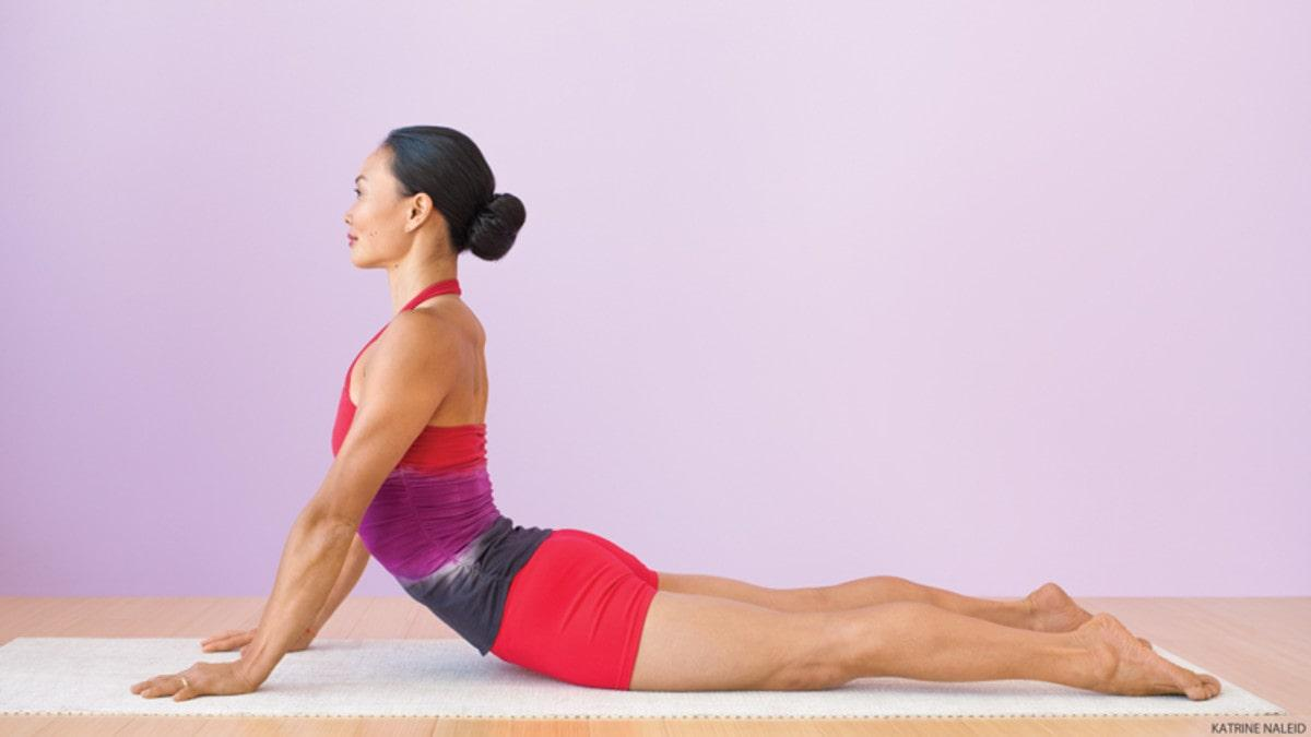yoga for toned abs
