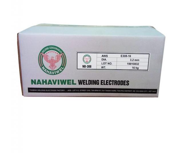 NAHAVIWEL có hơn 15 năm kinh nghiệm sản xuất que hàn