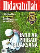 emajalah Hidayatullah Edisi Jun 2011