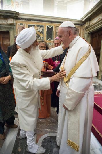 Diễn từ của Đức Thánh Cha tại Buổi Họp Liên Tôn