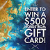 Nordstrom Giveaway!!!