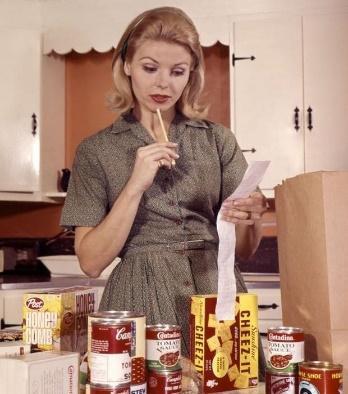 """Résultat de recherche d'images pour """"femmes at home années 50"""""""
