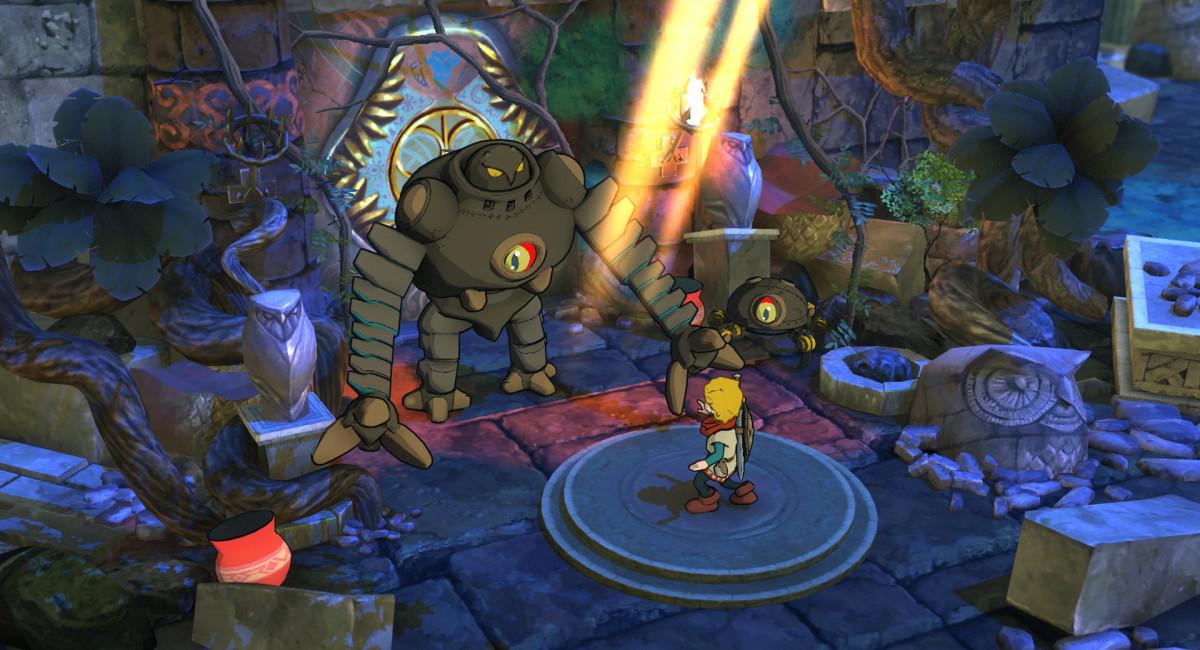 Review Baldo: The Guardian Owls เกมดีจากสตูดิโอชื่อดัง NAPS Team2