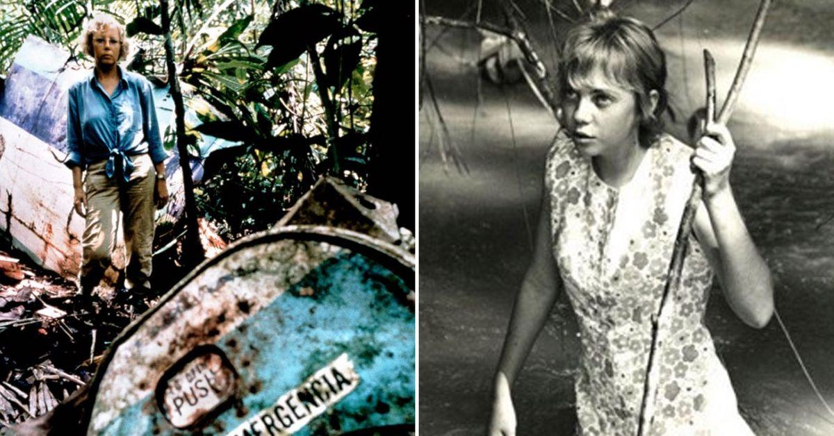 Juliane Koepcke: The girl who fell 3km from a plane explosion and ...