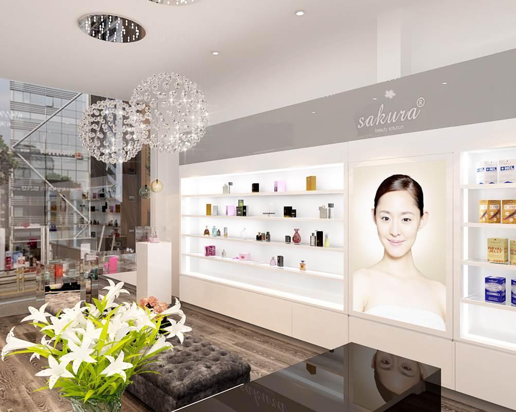 Hệ thống showroom luôn được Kang Nam chú trọng đầu tư và đạt chuẩn quốc tế