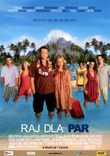 Przód ulotki filmu 'Raj Dla Par'