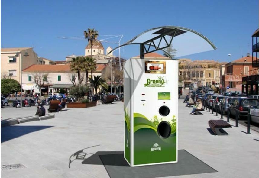 """""""Idea Progetto raccolta DifferenziAMOla 2.0"""" Proposta per migliorare la raccolta differenziata dei rifiuti nella Città di Reggio Calabria 9"""