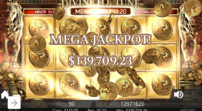 luckyniki jackpot