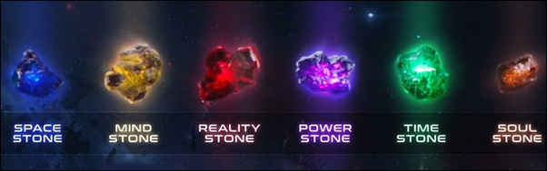 What color is the Reality Stone? - Quora