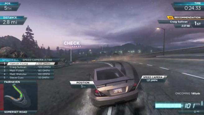 Need for Speed: Most Wanted - Review   Entertainment Fuse