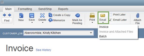 How to Create Custom Email Templates in QuickBooks Desktop 3