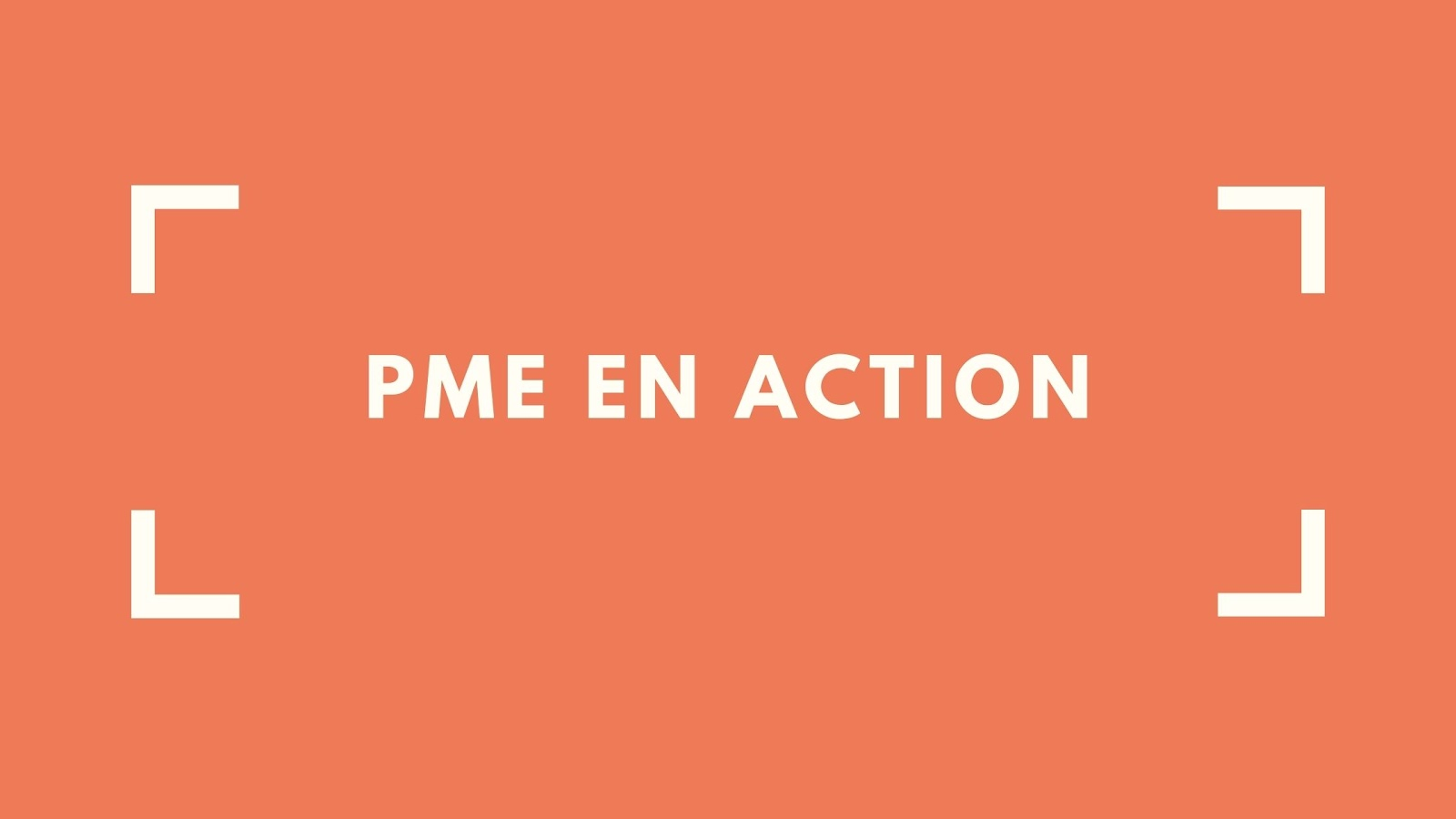 Le Programme PME en Action du M.E.I permet de soutenir les entreprises pour optimiser leur productivité