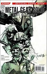 Metal Gear Solid: Sons of Liberty 6 B, May 2006 Comic Book by IDW