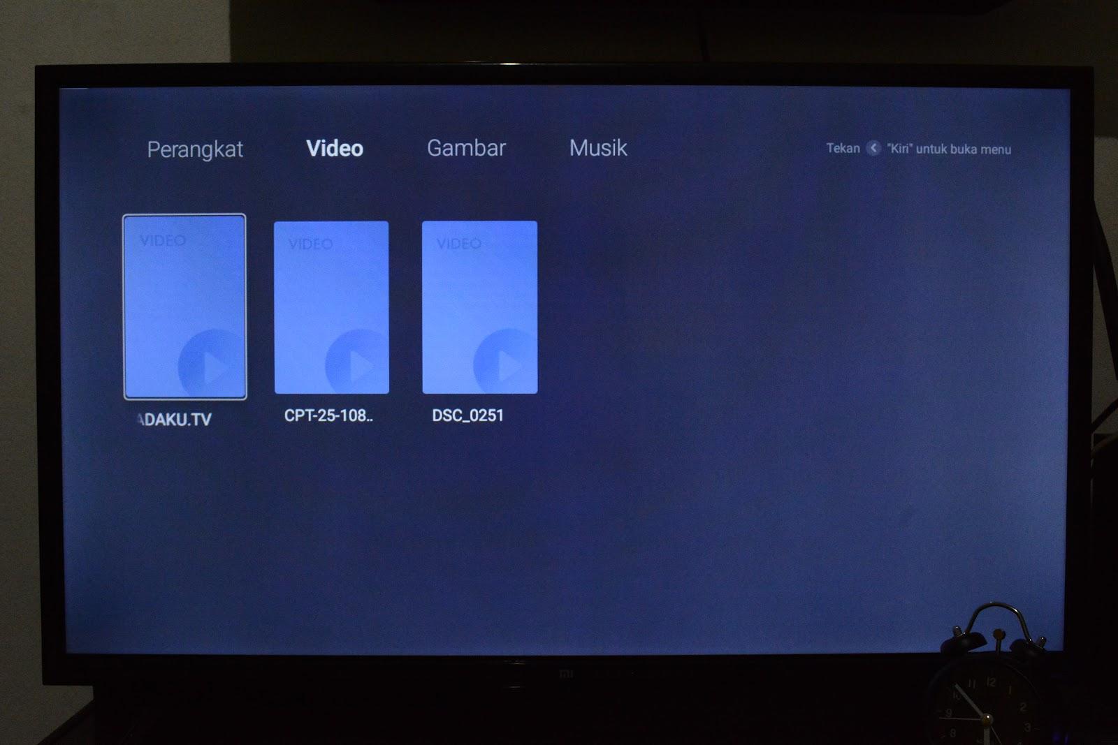 Koneksiin Flashdisk ke Mi TV 4A 32 Inch #MiTV4AExplorers