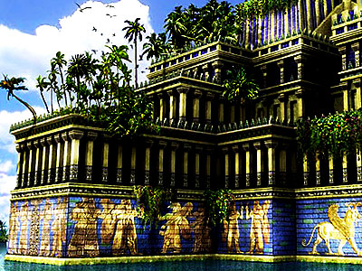 Student Stories On The Hanging Gardens Of Babylon The Hanging Gardens Of Babylon By Hannah Maddox