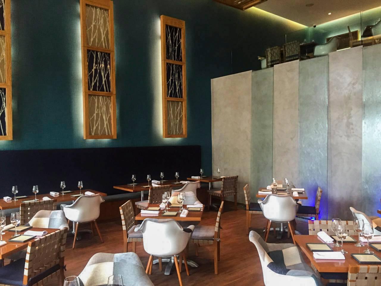Embarcadero 41 restaurant in Guayaquil Peruvian cuisine