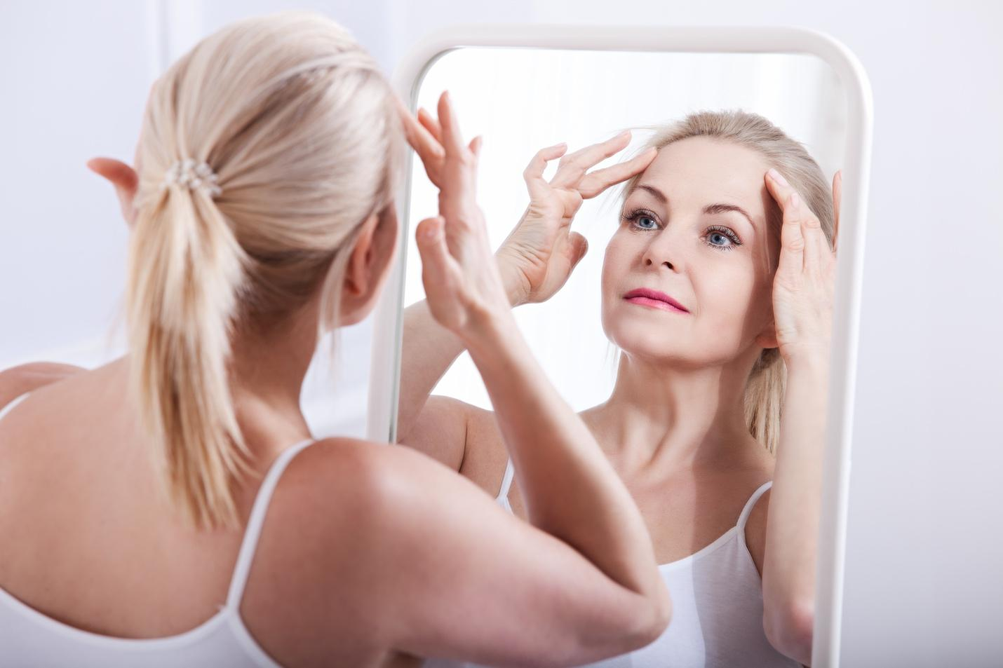 A facelift can take years off your face