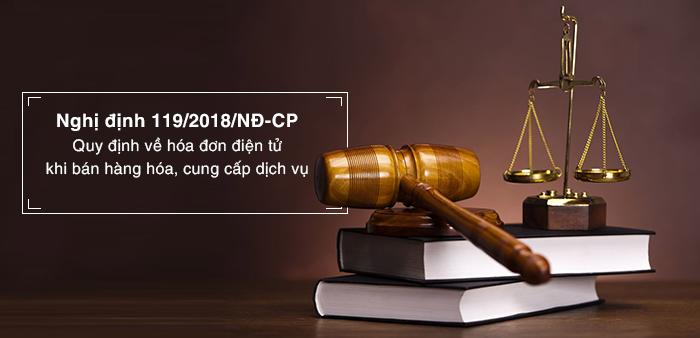 Lộ trình bắt buộc sử dụng Hóa đơn điện tử theo Nghị định 119/2018/NĐ-CP