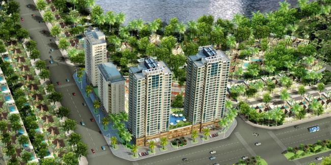 Chung cư Tây Hồ Residence
