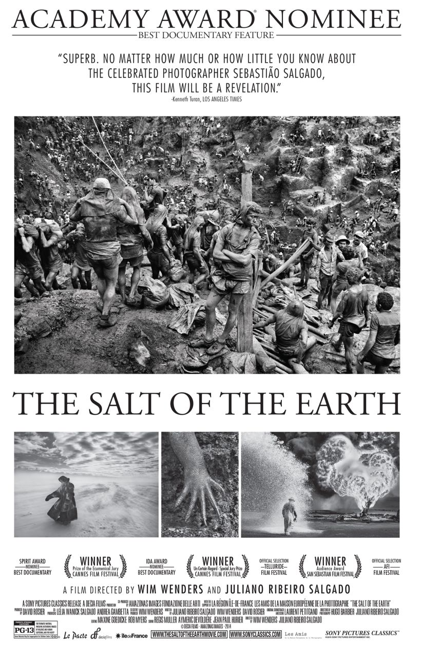 Image result for sebastião salgado the salt of the earth