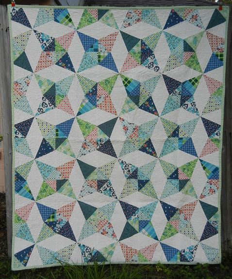Quilt-Along Quilting Pattern