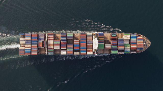 Более 80% всей мировой торговли товарами приходится на морские перевозки