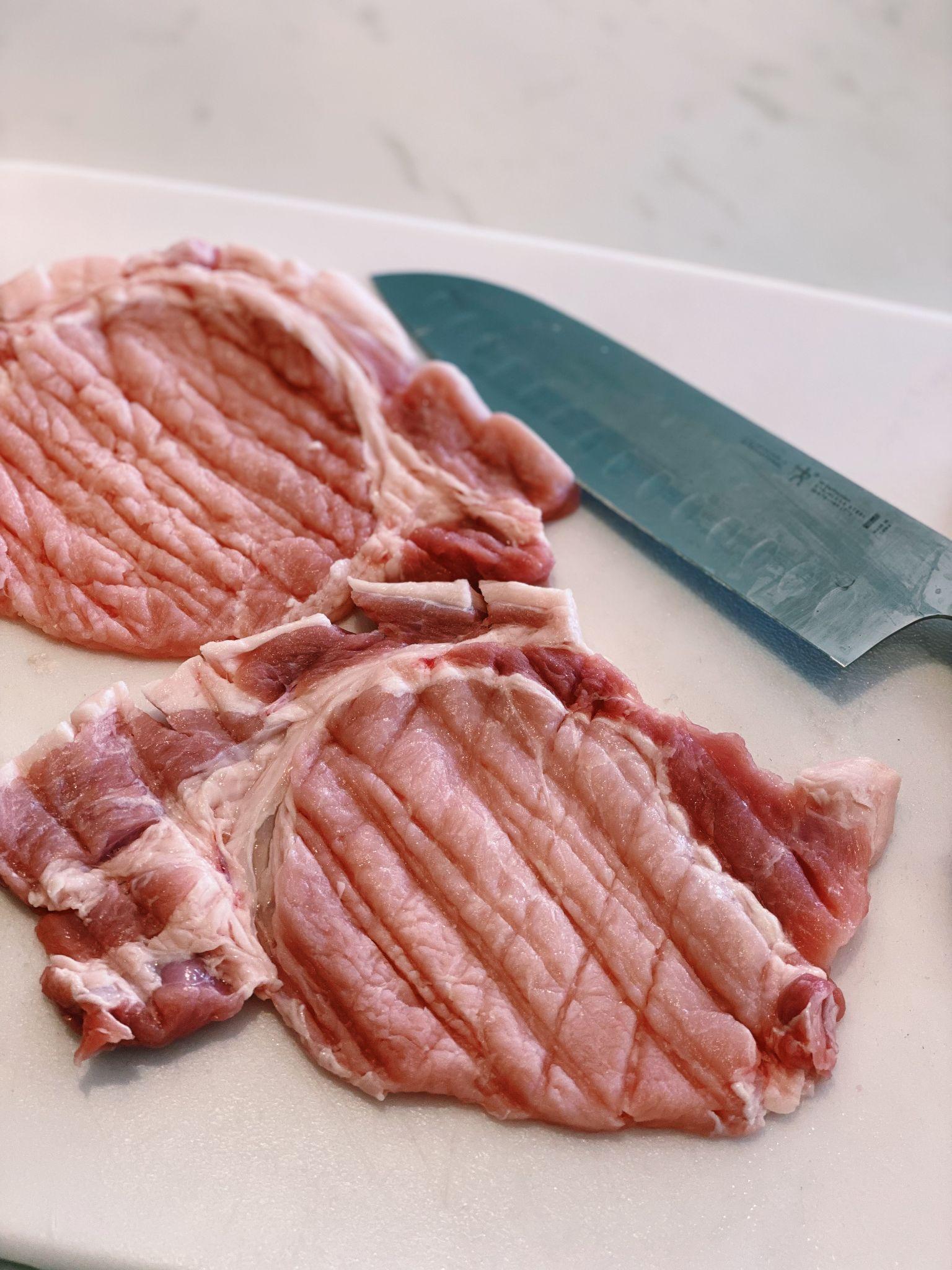 how to tenderized pork