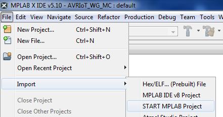Test the Microchip AVR-IoT WG Dev Board | element14 |
