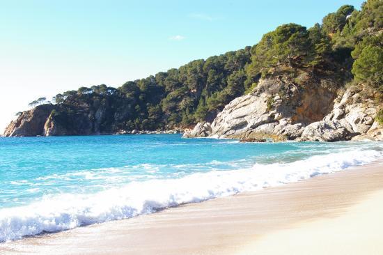 Playa Santa Maria de Llorell (Tossa de Mar)