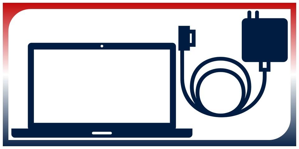 decorative laptop icon
