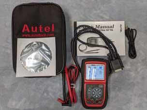 Free Autel AL539 OBD2 Automotive Code Scanner Giveaway!
