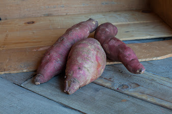 Photo of the share - Sweet Potatoes