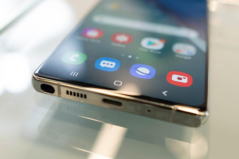 sạc nhanh Samsung Galaxy Note20