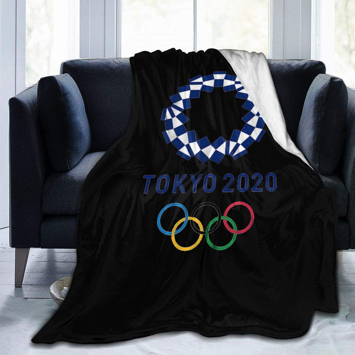 A Fencer's Guide to Holiday Gifts - Olympic & Star Wars Edition - Tokyo 2020 Olympic Blanket