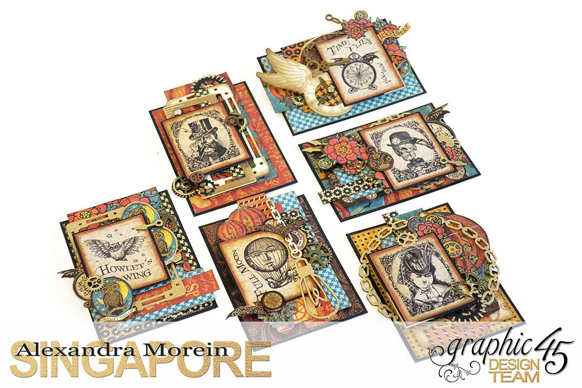 Steampunk Spells Artist Trading Cards, Project by Alexandra Morein, Product by Graphic 45, Photo 13.jpg